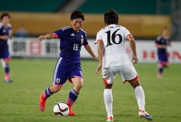 なでしこジャパン東アジア杯初勝利 終了間際の2得点で中国に意地の勝利