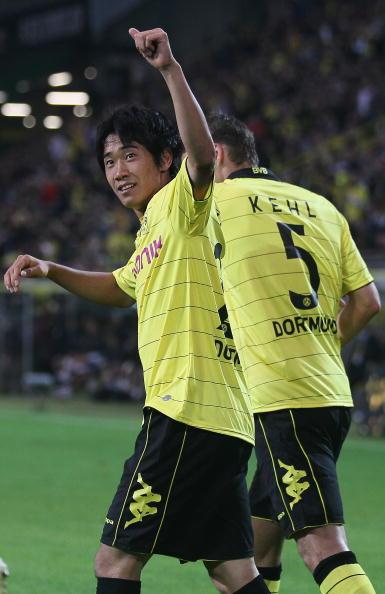 Borussia Dortmund v Manchester City - Pre-Season Friendly