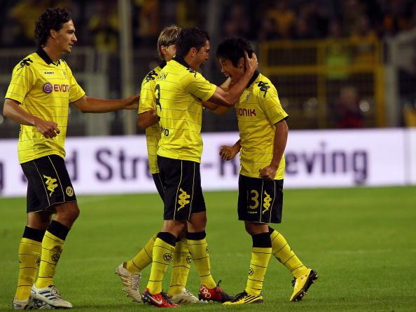 Borussia Dortmund v Qarabag - UEFA Europa League Play-Off