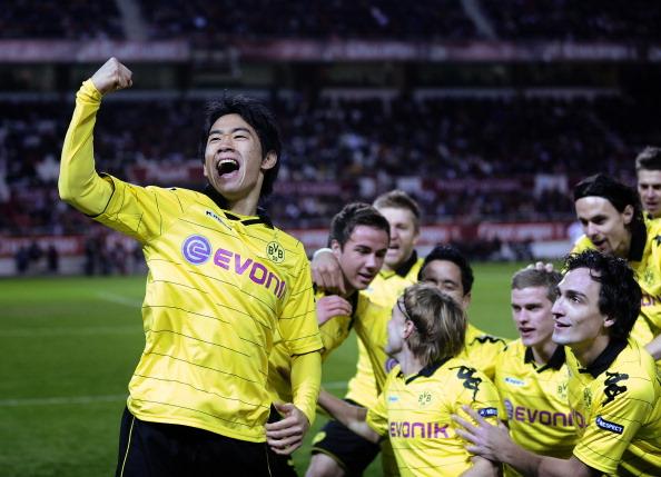 Sevilla v Borussia Dortmund - UEFA Europa League