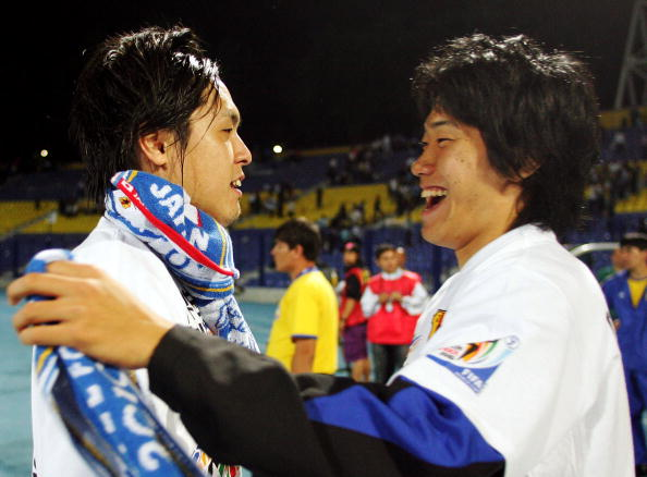 Uzbekistan v Japan - 2010 FIFA World Cup Asian Qualifier