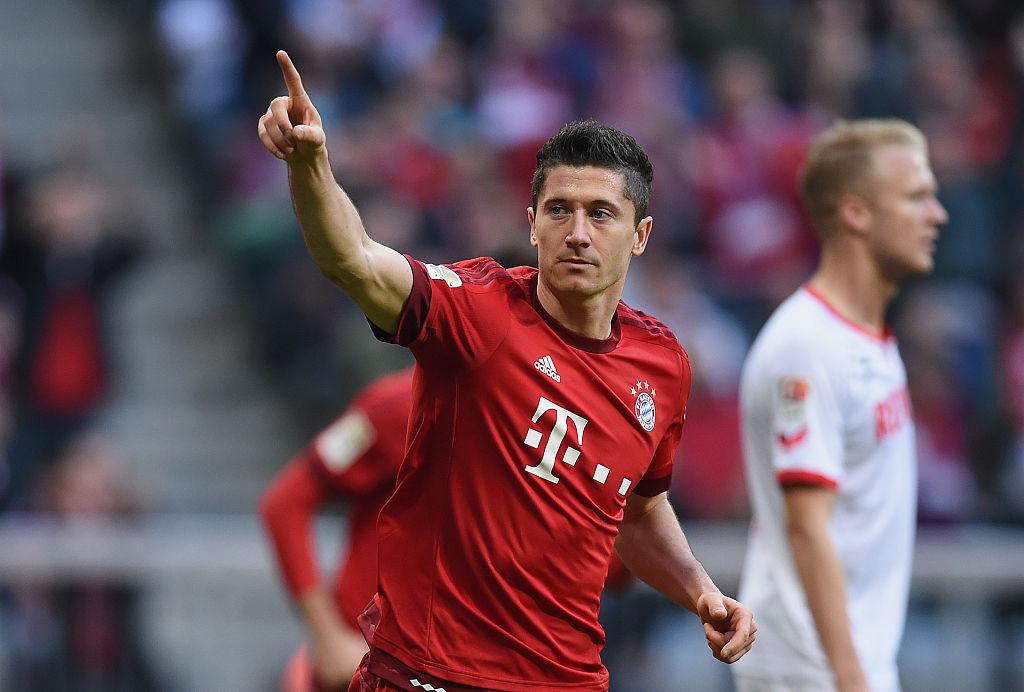 FC Bayern Muenchen v 1. FC Koeln - Bundesliga