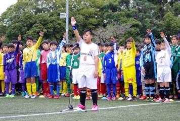 【加藤未央のダノンネーションズカップ取材記~1日目】夢を追う子どもたちの輝きに魅せられて