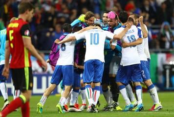 """ベルギーに1.5倍のシュートを許すも枠内率は33.3% 快勝劇で光った""""堅守""""イタリアの伝統"""