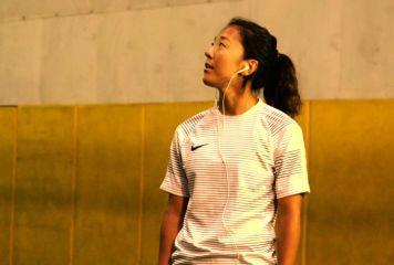 なでしこジャパン・永里優季がクレイ勇輝「AGAIN」のPVにスペシャル出演! 「全てを投げ出したくなった時、私に勇気をくれた曲」