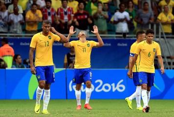 ブラジルの若き才能が覚醒! 沈黙を破る4発でデンマークを撃破し8強進出