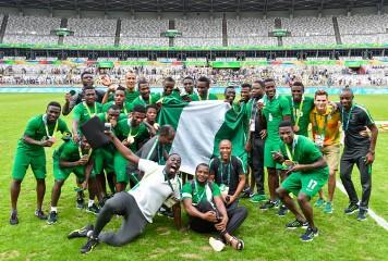 ナイジェリアが銅メダル! 日本戦7時間前にブラジル上陸の大ピンチを跳ね除け掴み取った栄光