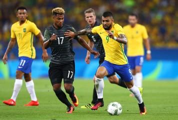 ブラジル五輪代表のネイマール二世がバルサ移籍希望! 本家との共闘に「本当に美しいこと」