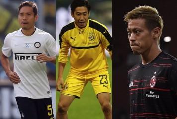 本田、香川、長友…欧州組凋落の危機! ハリルジャパンに浮上した新たな課題
