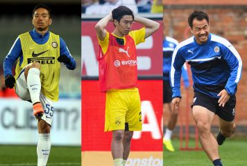 """""""出場率50%""""の惨状… 欧州カップ戦に参戦する日本人10選手のうち5人が「出番なし」"""