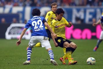 香川が復帰したシャルケ内田との日本代表での共闘を熱望 「また一緒にサッカーがしたい」