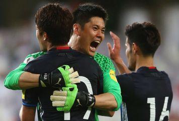"""「一人ひとりの想いが日本のレベルを押し上げる」 """"復活の守護神""""川島が競争激化を歓迎"""