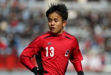 久保建英が待望のJ初ゴール! 15歳10カ月11日で達成しリーグ最年少記録を更新
