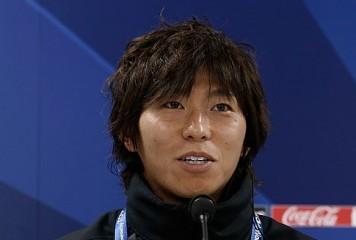 元日本代表FW佐藤がファンに異例リクエスト 「グランパスを応援する人達に配慮して頂けたら」