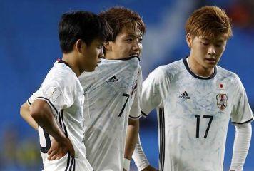 日本無念、U-20W杯7大会ぶり8強ならず 延長後半に失点しベネズエラに0-1で敗戦