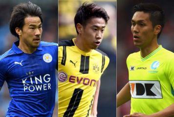 英誌選出「2017年アジア選手ベスト50」 9人登場の日本、唯一のJリーガーは…
