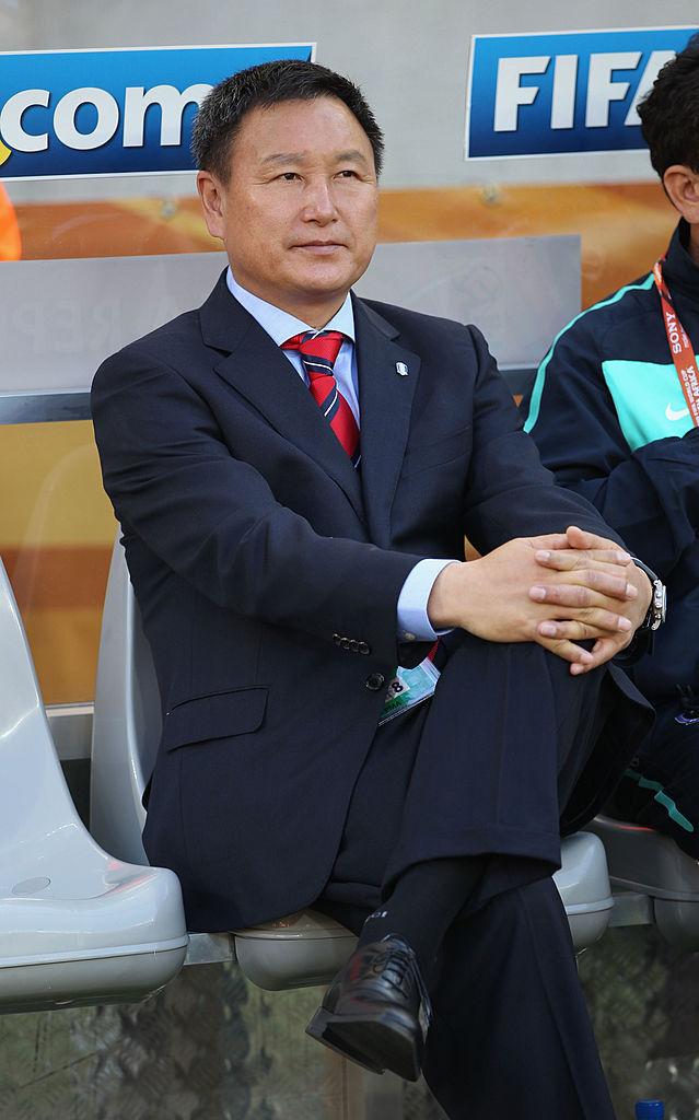 韓国代表の後任監督に元肉体派MFが浮上 かつてマラドーナ氏が「テコンドーサッカー」と揶揄も