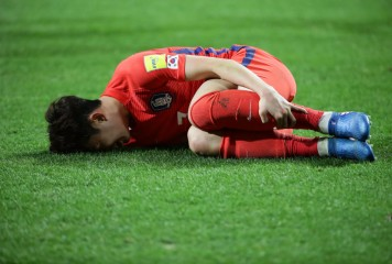 韓国代表ソン・フンミン骨折に英紙も注視 「クラブと代表の両方にショックを与える」
