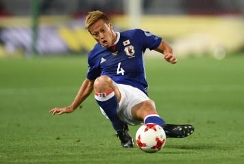 日本代表FW本田、シリア戦73分後にツイート! ファンも驚いた意外な内容とは…
