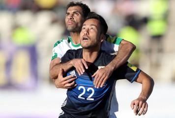 同点弾を招く吉田の判断ミスにAFCも言及 「圧力を受け、ボールが転がり、叩き込まれた」