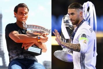 CL優勝のレアルと全仏最多10度優勝のナダル スペイン紙が特集「10の共通点」とは?