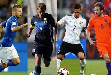 日本代表とオランダ、ドイツ、イタリアの共通点とは? スペイン紙がある違いに注目