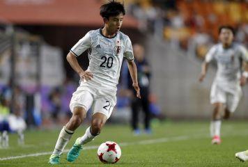 U-17W杯組分け決定! 日本はE組でフランス、ホンジュラス、ニューカレドニアと激突