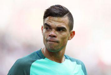 ポルトガル代表ペペの新天地はベジクタシュ! 34歳DFに2年契約を提示