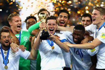 若手主体のW杯王者ドイツが先制弾、堅守披露! 1-0でチリを破りコンフェデ杯初制覇