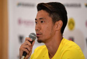 左肩故障明けのドルトムント香川、浦和戦欠場を示唆 「明日はおそらく出場できない」