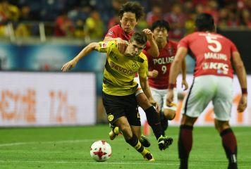 ドルトムントが浦和に3-2で逆転勝利! モル2ゴールで躍動、ベンチ入りの香川は出番なし