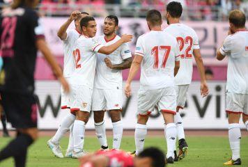 C大阪がセビージャに1-3と敗戦 一時は1点差に迫るもスペイン強豪の牙城崩せず