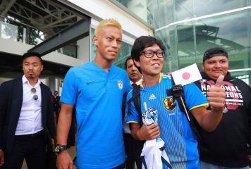 本田欠場もパチューカ本拠地に日本人ファン集結 メキシコ紙「サッカー熱が目覚めた」
