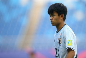 U-17日本代表、チェコ遠征メンバー発表! 久保、平川ら招集 10月のW杯へ腕試し