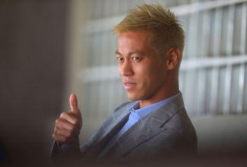 本田のメキシコデビューにパチューカ幹部も期待 「今までにないことがたくさん起きている」
