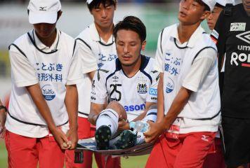 G大阪に痛手! 藤本が右前十字靭帯断裂、全治8カ月で今季絶望 「思ったより重傷だった」