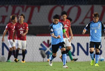 ACL8強、川崎がFW小林の2発で3-1先勝! 浦和は07年以来のアジア王座奪還遠のく