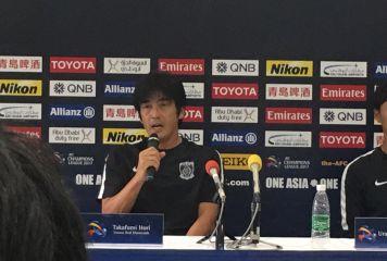 浦和監督「失点を減らせている」と手応え ACL8強川崎戦に向け「選手を信じたい」