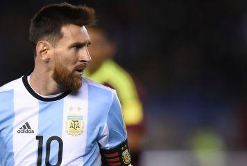 アルゼンチン予選敗退危機 母国メディアがメッシ批判「普通のプレーもできないのか」