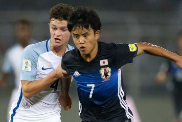 久保建英「もっと先の景色が見たかった」 U-17日本代表の逸材、W杯16強敗退に落胆