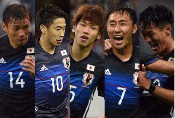 日本代表、NZ戦出場選手「アピール度チェック」 ロシアW杯に一歩近づいた選手は?