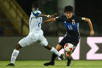 U-17日本代表、6発大勝に海外メディアも注目 ハットトリック中村は「アジア人選手2人目」の快挙