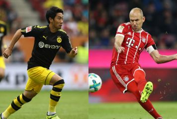 DFB杯16強で王者同士の「黄金カード」が実現 日本人所属クラブ対決も決定