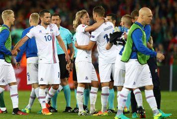 ロシアW杯17カ国の出場決定 アイスランドが悲願の初出場、EURO4強ウェールズは無念の敗退