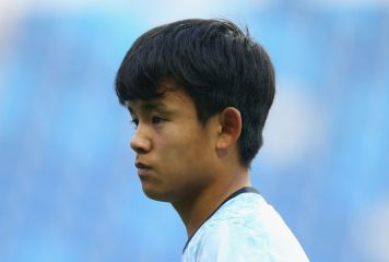 """U-17W杯参戦の日本代表に現地紙が注目 「""""メッシ""""以上のものを有している」"""