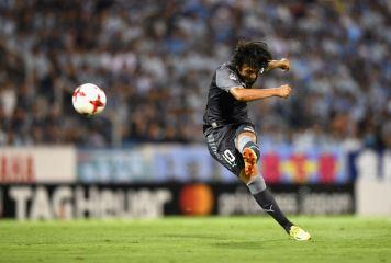 元Jリーガーがアルゼンチンで「ナカムーラ」 高精度FK連発で中村俊輔の偉大さ実感