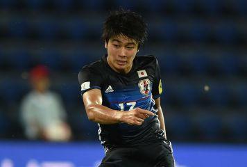 "U-17W杯4得点のFW中村敬斗にFIFA注目 ""C・ロナウド好き""の意外な理由とは?"