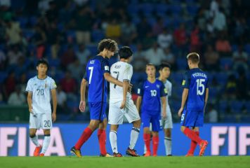 U-17W杯、日本のGL突破は決定的 2位通過なら16強でイングランドかイラクと対戦