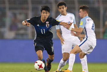 U-17W杯、日本は無念のベスト16敗退 PK戦の末に決着…強豪イングランドに軍配
