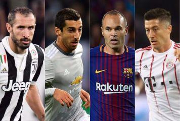 世界屈指のFWやバルサ名司令塔も… 英メディア選出「文武両道のサッカー選手10人」